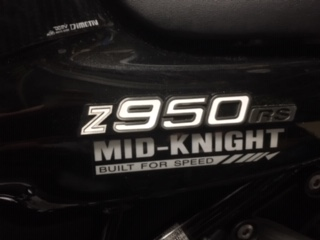 Z900RS用 Z950RSエンンブレム 期間限定
